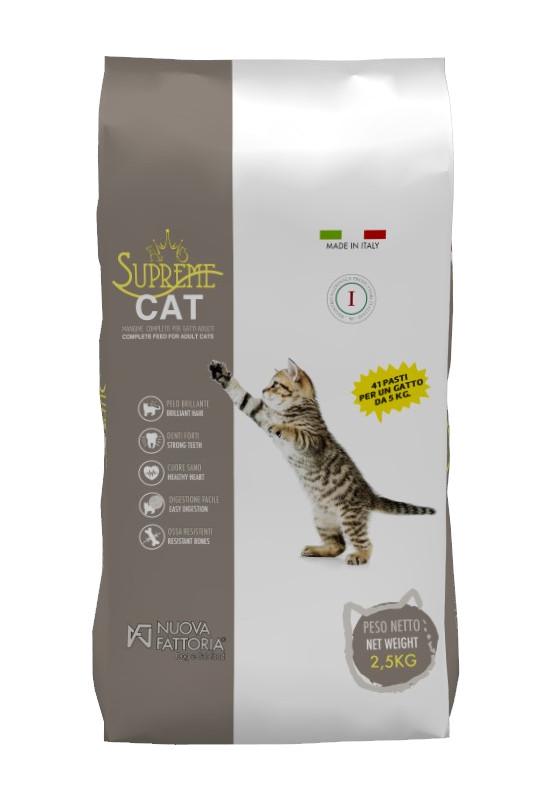 Nuovo Sacco Supreme Cat