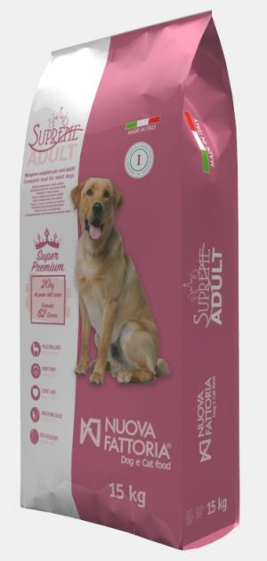 Mangime super premium per cani