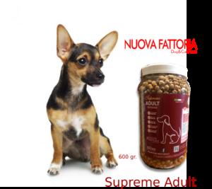 Barattolo Supreme Adult 600 gr.